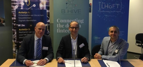 Benelux organisations sign memorandum to strengthen further collaboration in blockchain within the region