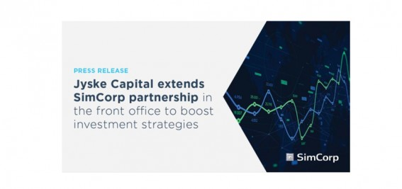 Jyske Capital extends SimCorp partnership in the front office to boost investment strategies