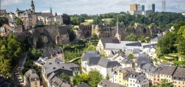 Luxembourg Ministry of Finance and ESM co-hosts of 2017 Governement Borrowers Forum with World Bank