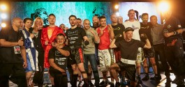 FinTech Fight Club: 12 fighters to support local charities