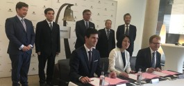 Luxembourg Stock Exchange teams up with China Construction Bank