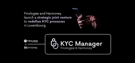 Finologee and Harmoney redefine KYC processes in Luxembourg