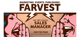 Farvest recrute un(e) Sales Manager