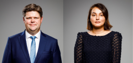 FideField is developing new Fund Administration Services with Nicolas Poncelet and Yeliz Bozkir