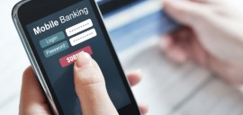 According to EBF Facts & Figures, customers embrace electronic payments & mobile banking