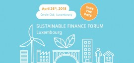 Discuss Sustainable Finance in Luxembourg with local and international experts