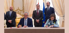 France and Luxembourg sign a new double tax treaty
