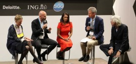 SGG Crossroads: How the finance industry can contribute to a better society