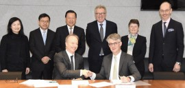 SFC and CSSF sign MoU on Luxembourg-Hong Kong mutual recognition of funds