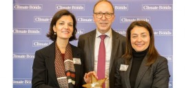 Luxembourg Stock Exchange wins Green Bond Pioneer Award from CBI