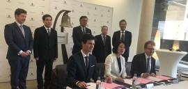 ICBC admitted as trading member at Luxembourg Stock Exchange as first Chinese bank