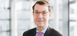Bruno Colmant succeeds Philippe Masset as CEO of Degroof Petercam