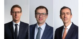 Degroof Petercam names three new managing partners in Corporate Finance