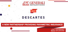 Descartes Underwriting and Generali Global Corporate & Commercial announce a strategic partnership on parametric insurance